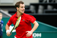 Richard Gasquet (FRA) - ABN World Tennis Tournament Rotterdam 2013